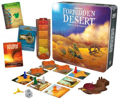 Forbidden Desert - for rent