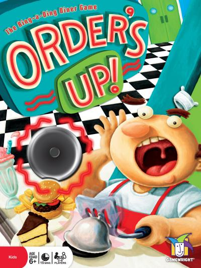 Order's up! - for rent