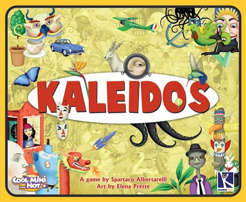 Kaleidos - for rent