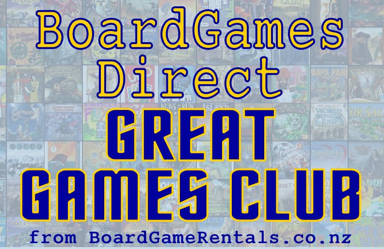 BoardGameDirect Great Games Club