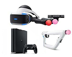 PS4 Virtual Reality gaming rental