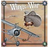 Wings of War - Burning Drachens - for rent