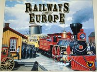 Railroad Tycoon - Rails of Europe Expansion - for Rent