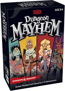 Dungeon Mayhem - for rent