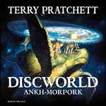 Ankh Morpork: Discworld Boardgame - new (box damage)