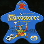 Carcassonne: The dice game - for rent