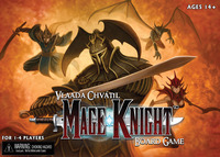 Mage Knight - for rent