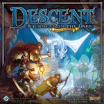 Descent 2nd Ed (Fantasy Flight demo) - for rent