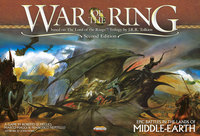 War of the Ring (2nd Ed) - for rent