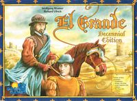El Grande (decennial edition) - for rent