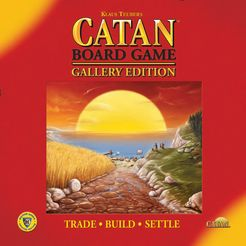 The Settlers of Catan: Gallery Edition - for rent