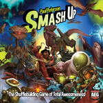 Smash Up (and Awesome 9000 level expansion) - for rent