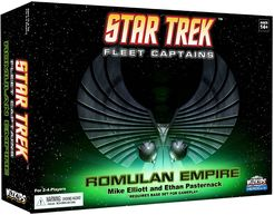 Star Trek Fleet Captains: Romulan Expansion - for rent