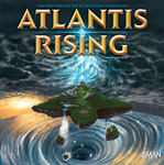 Atlantis Rising - new (box open - un punched)