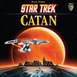 Star Trek Catan - for rent