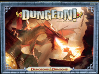 D&D: Dungeon! Board Game - for rent