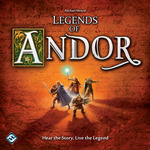 Legends of Andor - new