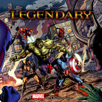 Legendary: A Marvel Deck Building Game - for rent