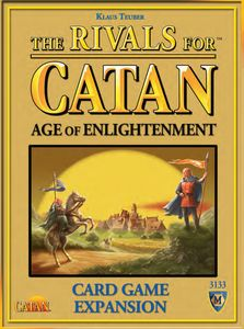 Rivals for Catan: Age of enlightenment expansion - for rent