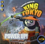 King of Tokyo: Power Up! expansion- for rent