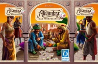 Alhambra : The Dice Game - for rent - Click Image to Close