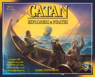 Catan: Explorers and Pirates - for rent