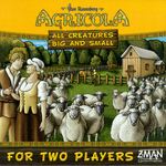 Agricola: All Creatures Big and Small - new