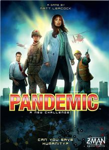 Pandemic (2nd edition)- for rent