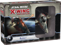 Star Wars X-Wing Miniatures: Slave 1 - for rent