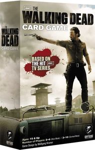 The Walking Dead card game - for rent