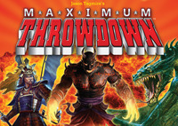 Maximum Throwdown - for rent