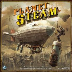 Planet Steam - for rent