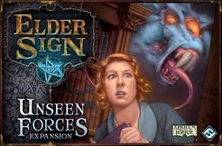 Elder Sign - Unseen Forces expansion - for rent - Click Image to Close
