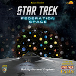 Star Trek Catan Federation Space Map expansion - for rent