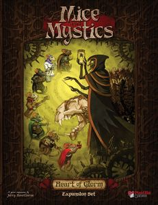 Mice and Mystics: Heart of Glorm expansion - for rent