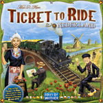 Ticket to Ride : Nederland expansion - for rent