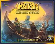 Catan:Explorers & Pirates 5-6 player expansion - for rent