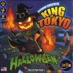 King of Tokyo - Halloween expansion - for rent
