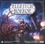 Eldritch Horror - new
