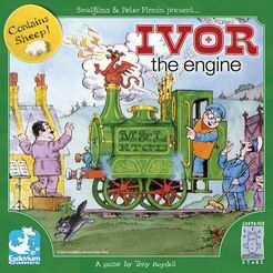 Ivor the engine - for rent - Click Image to Close