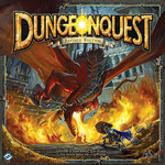 DungeonQuest (revised edition) - rent