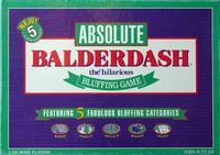 Absolute Balderdash - for rent