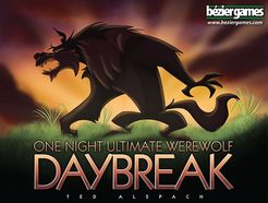 One Night Ultimate Werewolf Daybreak - for rent