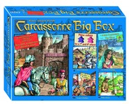 Carcassonne Big Box (version 5) - for rent