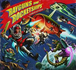 Rayguns and Rocketships - for rent