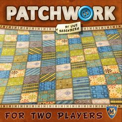 Patchwork - for rent