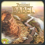 7 Wonders: Babel expansion - for rent