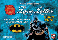 Batman Love Letter - for rent