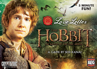 Hobbit Love Letter - for rent