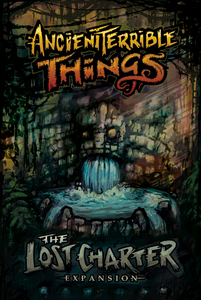 Ancient Terrible Things: Lost Chapter expansion - for rent